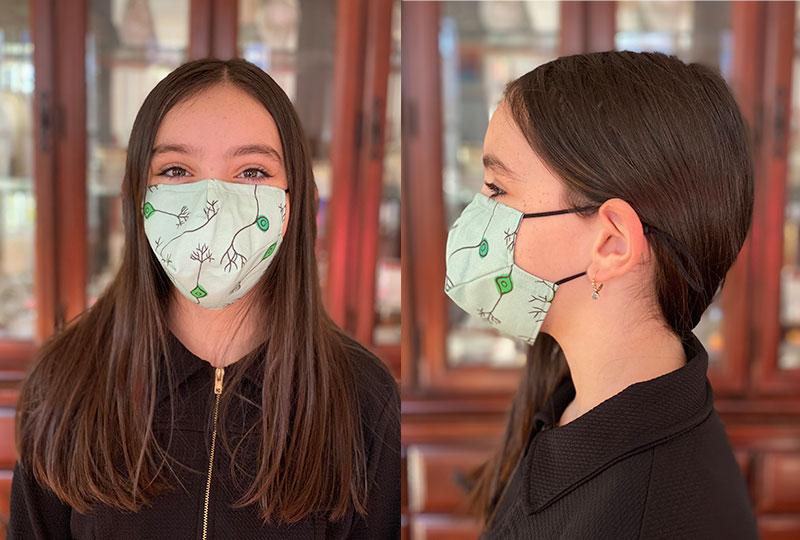 Brainy Mask Small / Medium Teen